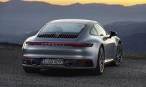 Osmá generace modelu Porsche 911