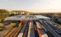 Rekonstrukce železniční stanice Praha Smíchov: 2.fáze