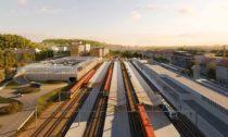 Rekonstrukce železniční stanice Praha Smíchov: 1. fáze