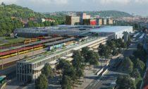 Rekonstrukce železniční stanice Praha Smíchov: 2. fáze