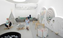 Mateřská škola Ora v Dubaji od studia Roar