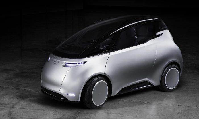 Uniti One jemalé dvoumístné elektrické vozítko blízké budoucnosti
