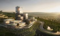 TBC Forum v Tbilisi od UNStudio