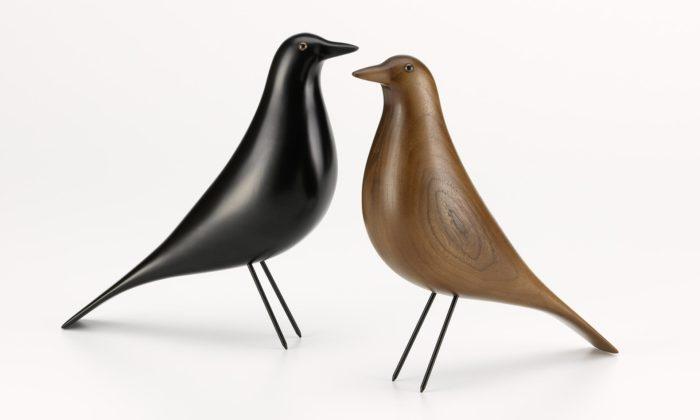 Vitra rozšířila kolekci doplňků optáka zořechu nebo rádio zroku 1946