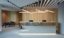 Kanceláře bratislavské společnosti Lucron