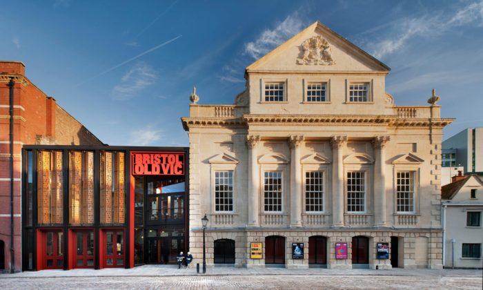 Bristol přestavěl staré divadlo Old Vic aotevřel jej více veřejnosti