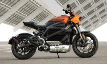 Elektrická motorka Harley‑Davidson LiveWire