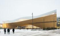 Helsinki Central Library Oodi odALA Architects