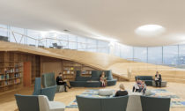Helsinki Central Library Oodi od ALA Architects