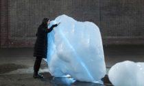 Olafur Eliasson a výstava Ice Watch v Londýně