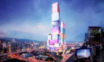 Taipei Twin Towers od MVRDV