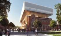 New Museum for Western Australia odateliérů OMA aHassell