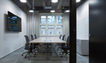 Coworkingové centrum HubHub v Praze