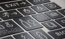 Hmatové písmo a piktogramy Tactus Type získaly Národní cenu za studentský design
