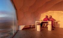 Horská kabina Dagsturhytter od SPINN Arkitekter a Format Engineers