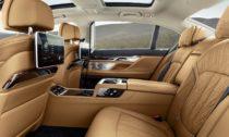 BMW řady 7 Sedan