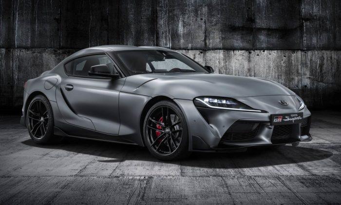 Toyota po17 letech přichází snovou verzí ikonického sporťáku Supra