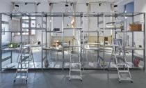 UMPRUM Artsemestr 2019: Ateliér designu nábytku a interiéru