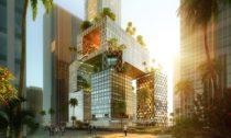 Vanke 3D City odMVRDV vShenzenu
