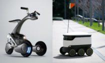 Ukázka za výstavy The Road Ahead: Reimagining Mobility