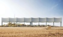 Wavy Water Tower odWhite Architekter