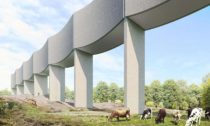 Wavy Water Tower od White Architekter