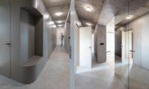 Moderní byt pro mladou rodinu na Praze 4 od CollArch