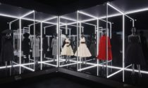 Ukázka zvýstavy Christian Dior: Designer of Dreams