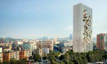 Downtown One od MVRDV ve městě Tirana