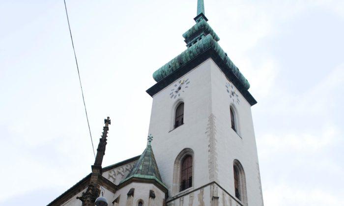 Jedinečný brněnský kostel svatého Jakuba Staršího slaví 790.výročí