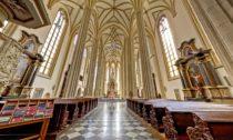 Brněnský kostel Svatého Jakuba Staršího