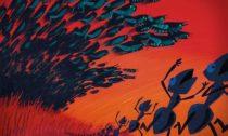Pixar – Art Exhibition artefakty