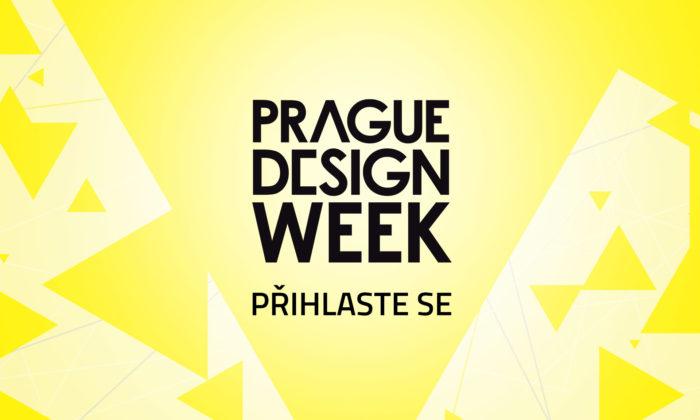 Prague Design Week 2019 hledá designéry vyzývá jekprezentaci jejich tvorby