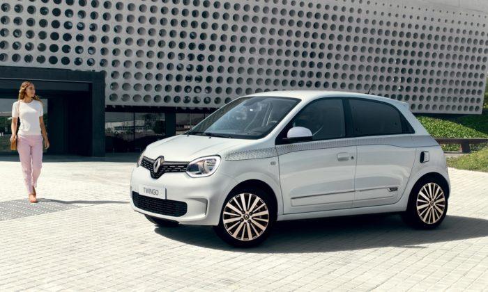 Renault modernizoval svůj nejmenší vůz Twingo apřidal možnosti polepů karoserie