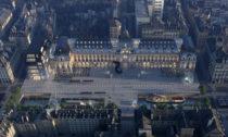 Palais du Commerce po přestavbě od MVRDV