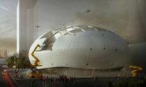 Muzeum robotů vjihokorejském Soulu odMelike Altinisik Architects