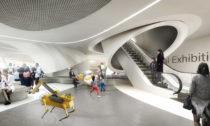 Muzeum robotů v jihokorejském Soulu od Melike Altinisik Architects
