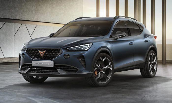 Cupra slaví rok prvním vlastním konceptem SUV jménem Formentor