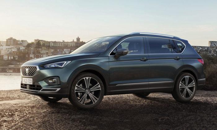 Seat představil nové velké SUV snázvem Tarraco asedmi místy ksezení