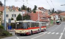 Škoda 15 Tr po renovaci v Brně