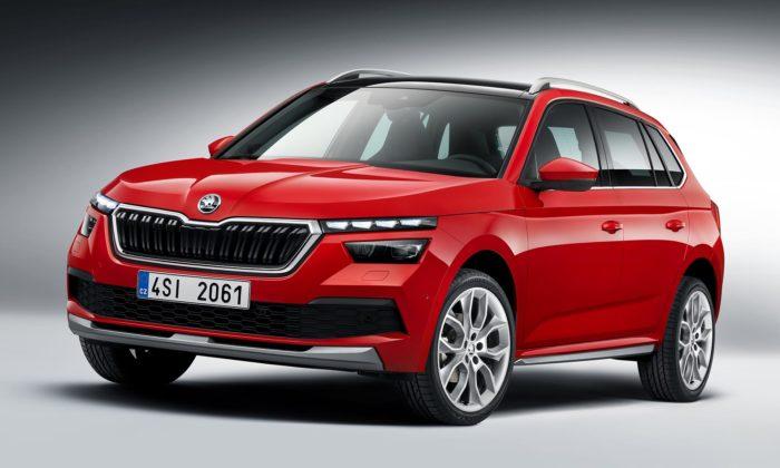 Škoda představila své nové městské SUV sejménem Kamiq