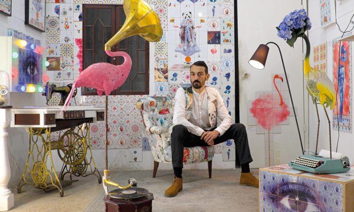 Surrealistické ručně malované kachličky odSurrealejos slaví úspěchy pocelém světě