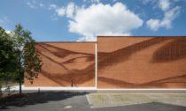 Nová budova Textilní asociace vněmeckém městě Münster