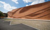 Nová budova Textilní asociace v německém městě Münster