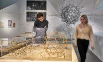 Pohled doexpozice výstavy Victor Papanek: The Politics of Design