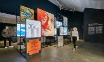 Pohled do expozice výstavy Victor Papanek: The Politics of Design