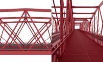 Nová podoba železničního mostu na Výtoni podle IPR