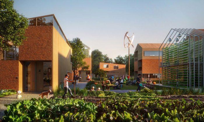 Nizozemsko postaví nejekologičtější anejchytřejší městkou čtvrť nasvětě