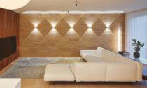 Interiér pražského bytu Casa Dolce Vita od Atelieru Michal Hagara