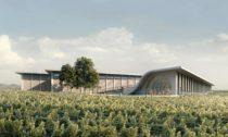 Nové vinařství Lahofer odateliéru Chybík + Krištof